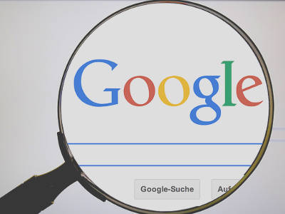Référencement web sur google