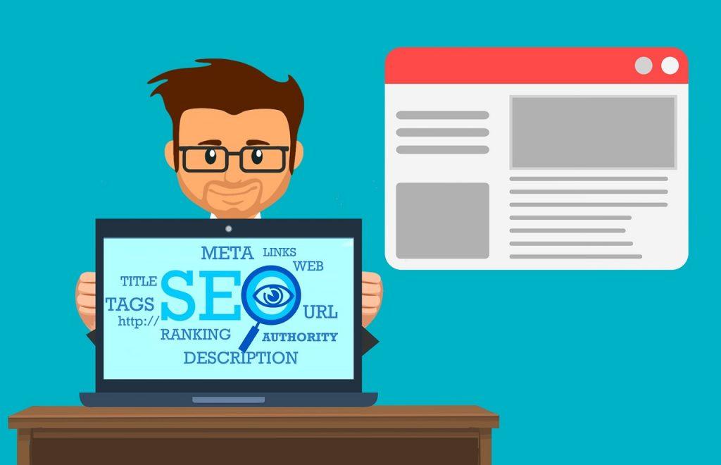 Audit seo et technique d'un site web